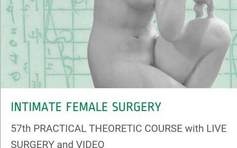 Chirurgia Intima Femminile, Sanvenero Rosselli, Marco Pignatti